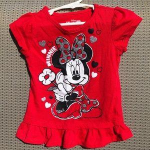 Minnie Mouse tee shirt
